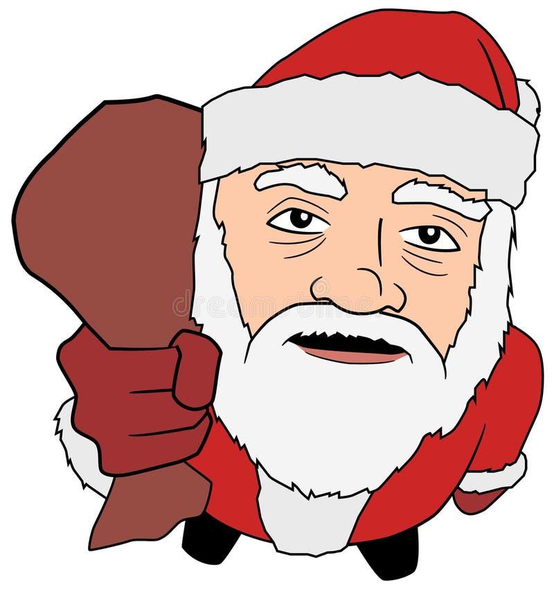 Santa Claus foto de stock royalty free