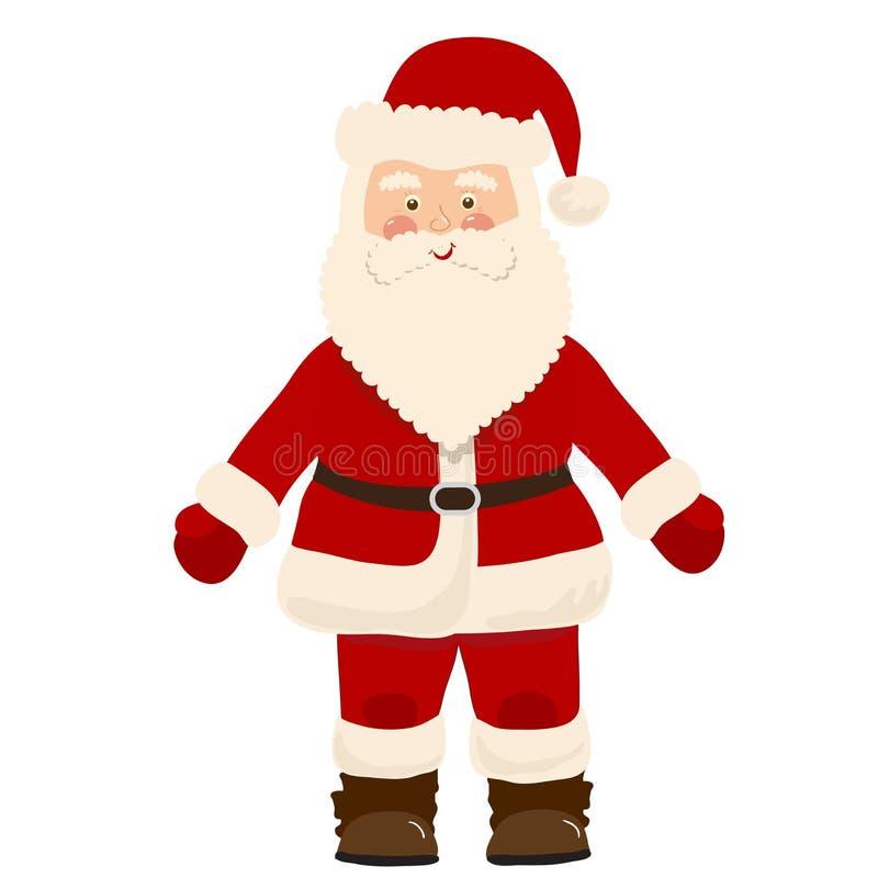Santa Claus illustrazione di stock