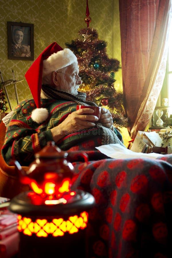 Santa Claus fotografie stock
