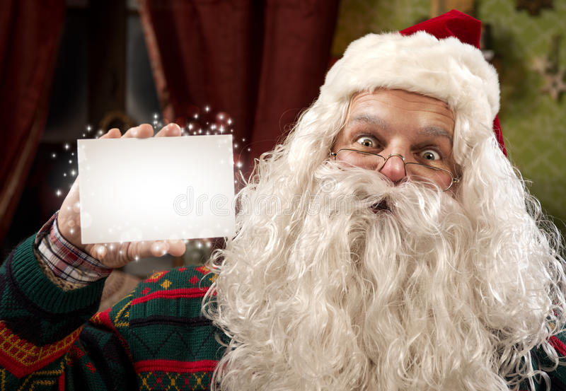 Santa Claus imagem de stock royalty free