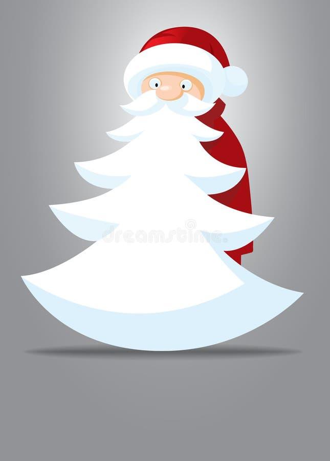 Santa Claus illustration libre de droits