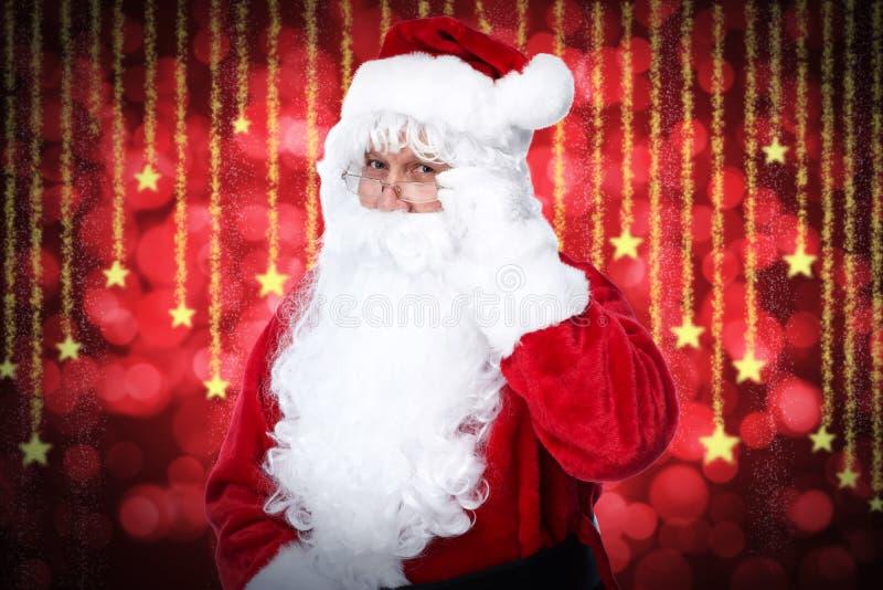 Santa Claus. ilustracja wektor