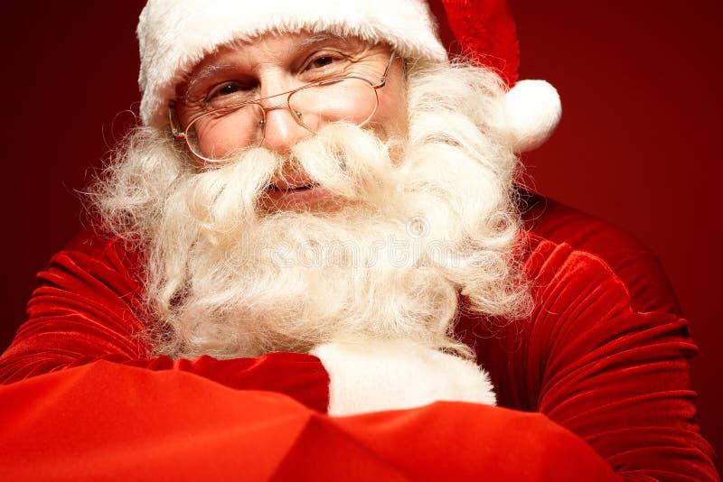Santa Claus fotografia de stock