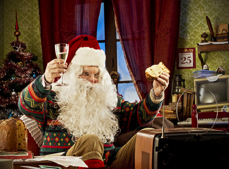 Santa Claus fotografia de stock royalty free