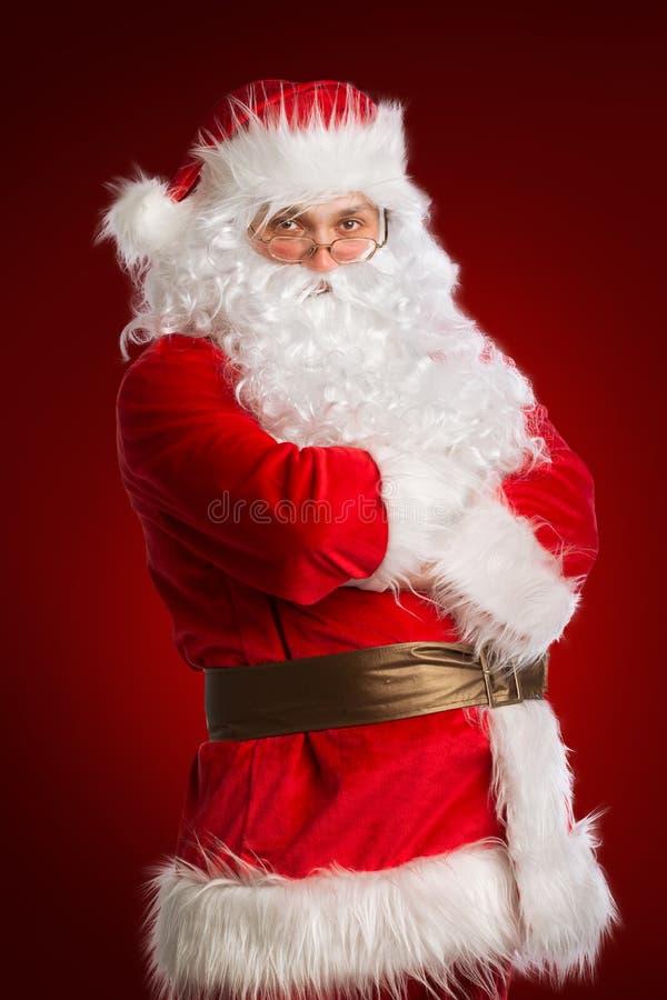 Santa Claus immagini stock