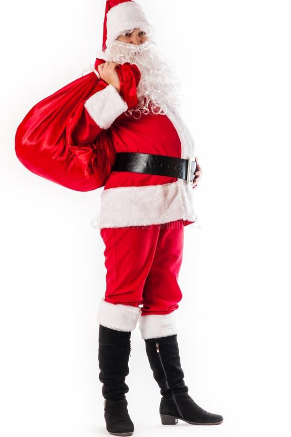Santa Claus imagem de stock