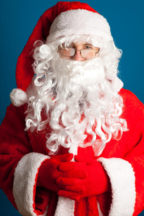 Santa Claus arkivfoton