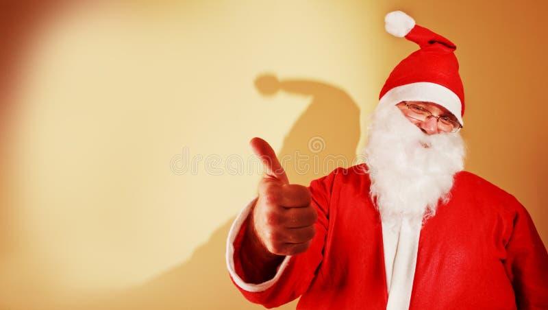Santa claus zdjęcie royalty free