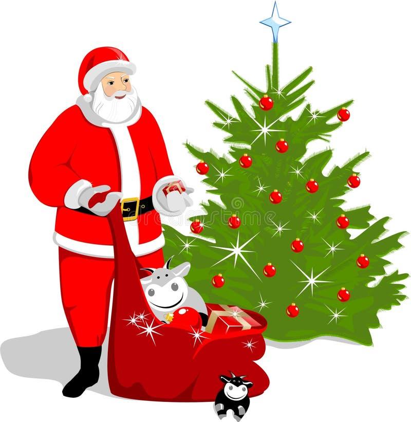 Free Santa Claus Royalty Free Stock Photography - 5961627