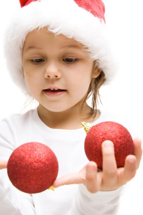 Download Santa Claus стоковое изображение. изображение насчитывающей потеха - 6861483