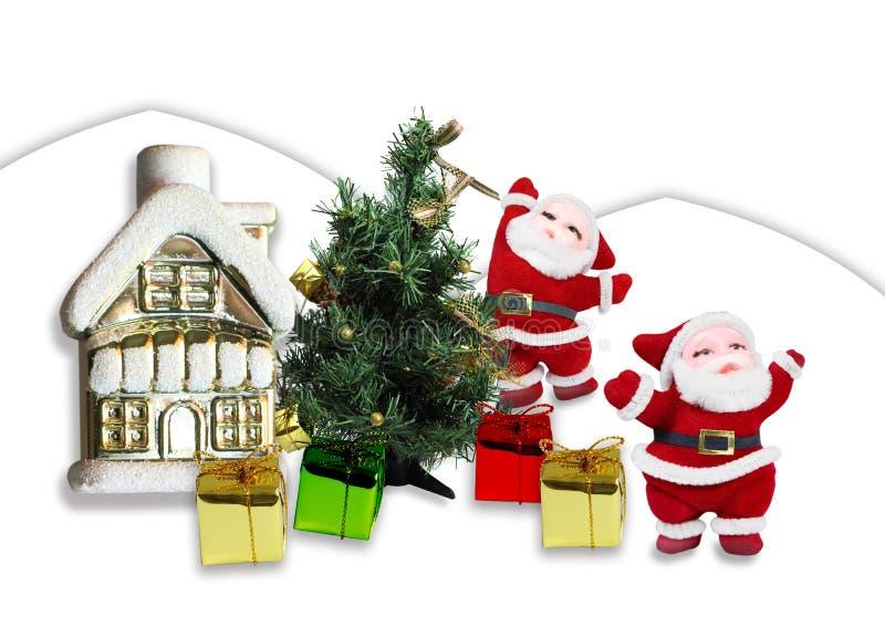 Santa claus obraz royalty free