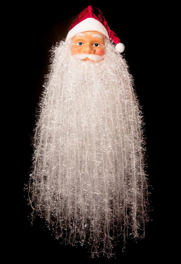 Santa Claus Big Beard Royalty Free Stock Images