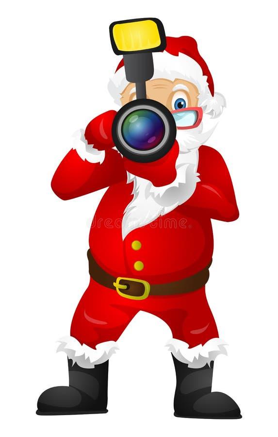 Download Santa Claus stock vector. Image of person, beard, celebration - 32066879
