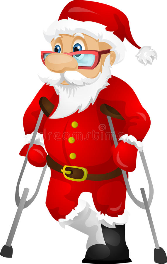 Download Santa Claus stock vector. Image of character, traditional - 32068525
