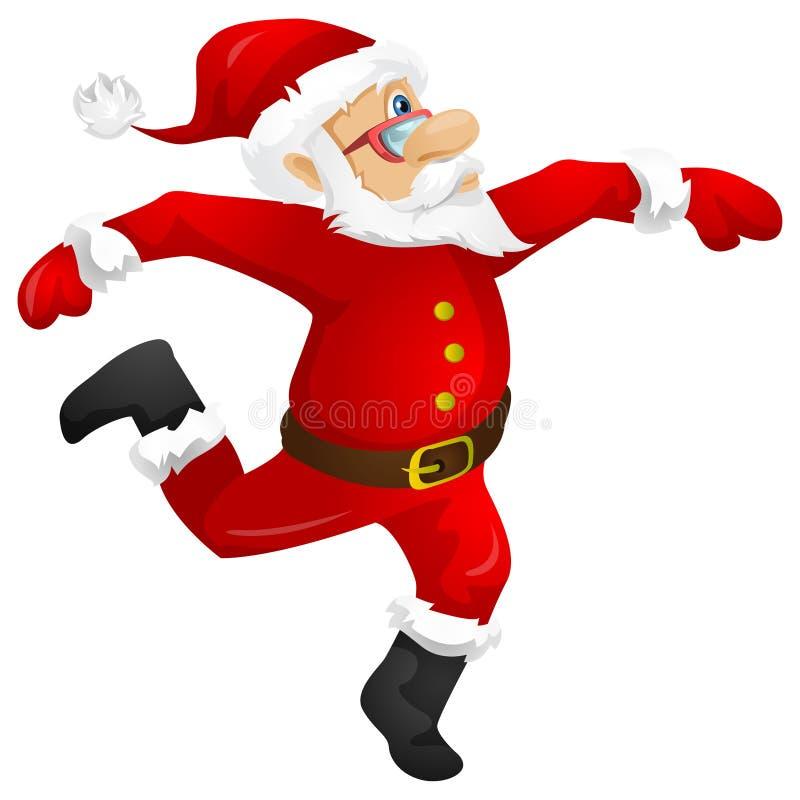 Download Santa Claus stock vector. Illustration of exercising - 32069069