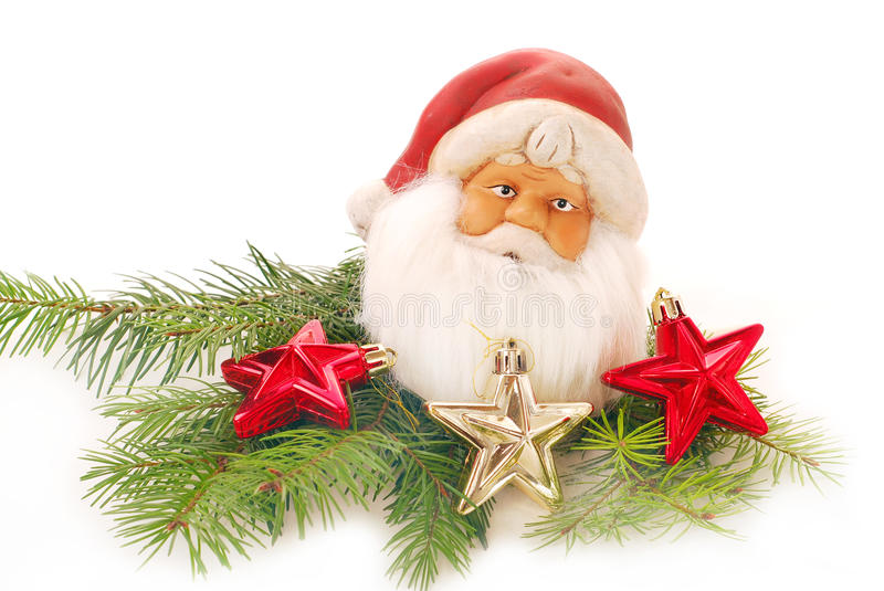 Download Santa claus for christmas stock image. Image of festive - 21956445