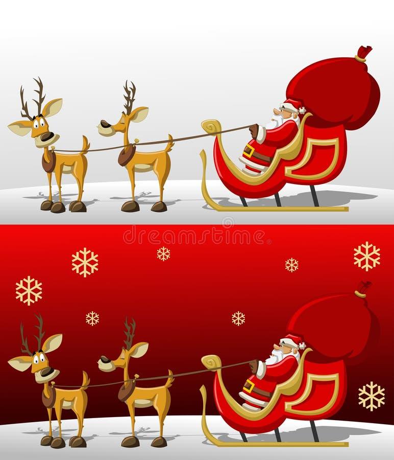 Download Santa-Claus On Christmas Time Stock Photo - Image: 17410950