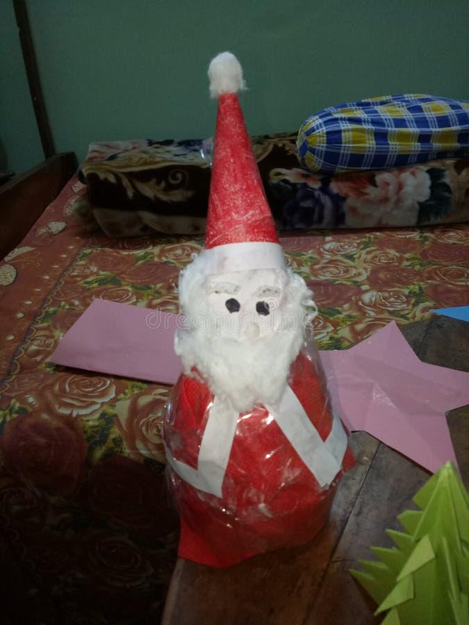 Santa Claus, Cristmas stock foto