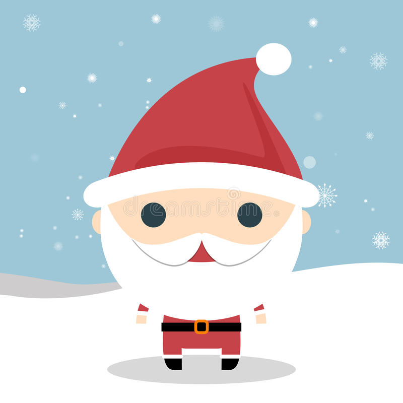 Santa Claus - 02 royalty free illustration