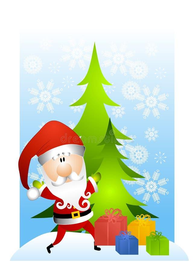 Free Santa Claus Gifts Background Stock Photos - 5982603
