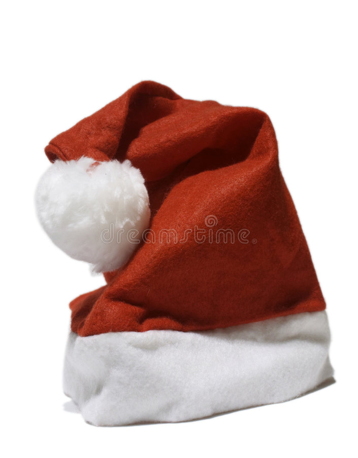 Download Santa claus hat stock photo. Image of bobble, christmas - 106844