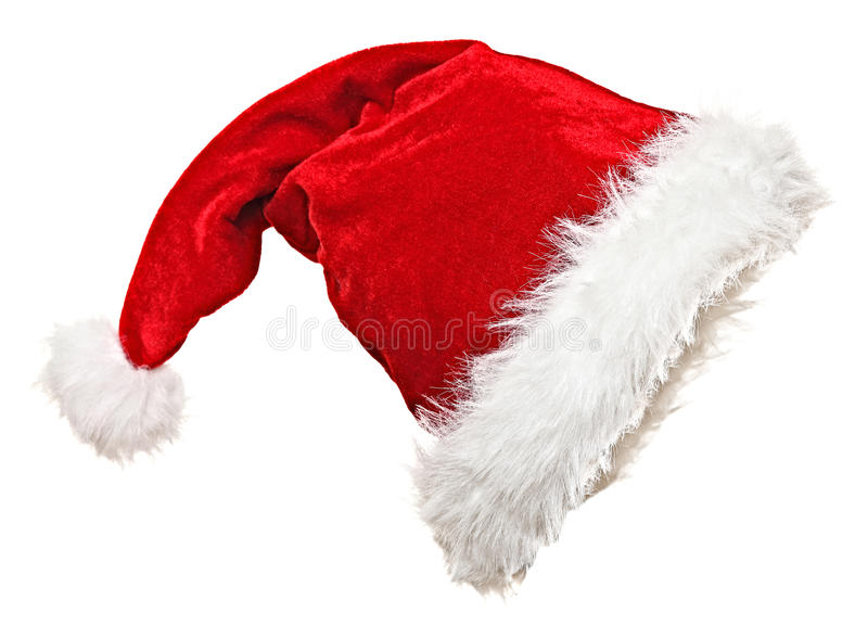 Download Santa claus hat stock image. Image of christmas, tradition - 15555819