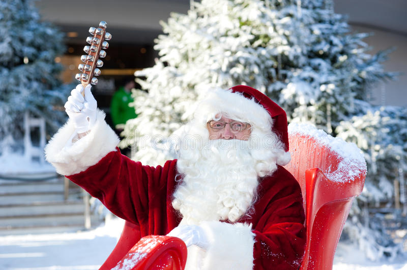 Download Santa Claus editorial stock image. Image of celebration - 35236949