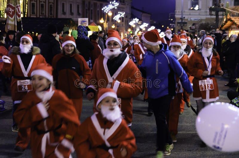 Santa Claus many royalty free stock image