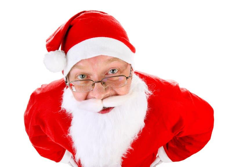 Santa Claus Portrait imagens de stock royalty free
