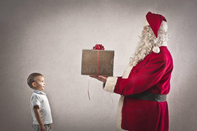 Download Santa Claus Present Stock Photos - Image: 27689673