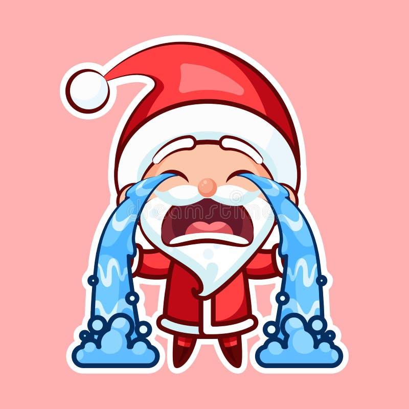 Free Santa Claus Sticker Emoji Emoticon Stock Photo - 99698430