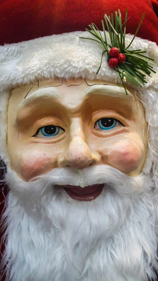 Santa Claus symbol of christmas day royalty free stock photos