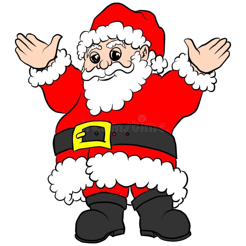 Santa Claus Vector vector illustration