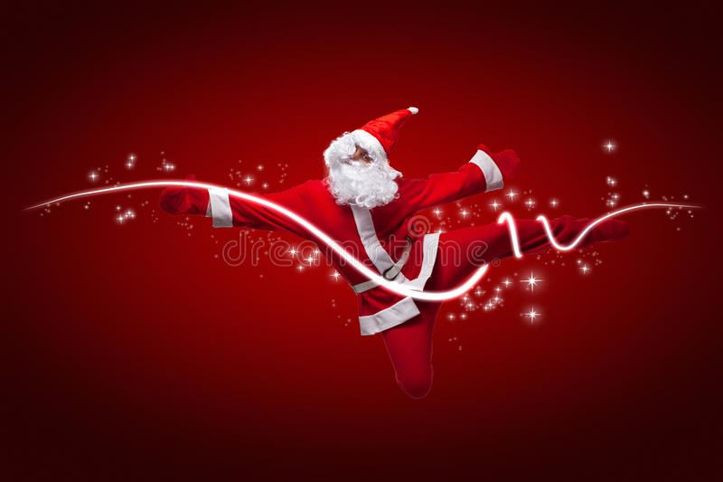 Download Santa Clause stock image. Image of father, costume, nick - 16766593