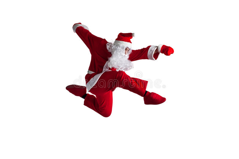 Download Santa Clause stock photo. Image of costume, christmas - 16766658