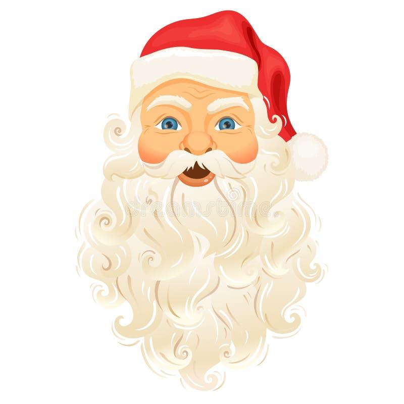 Free Santa Clause Face Stock Image - 80272131