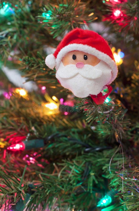 Download Santa Clause Ornament stock photo. Image of nick, holiday - 22306282