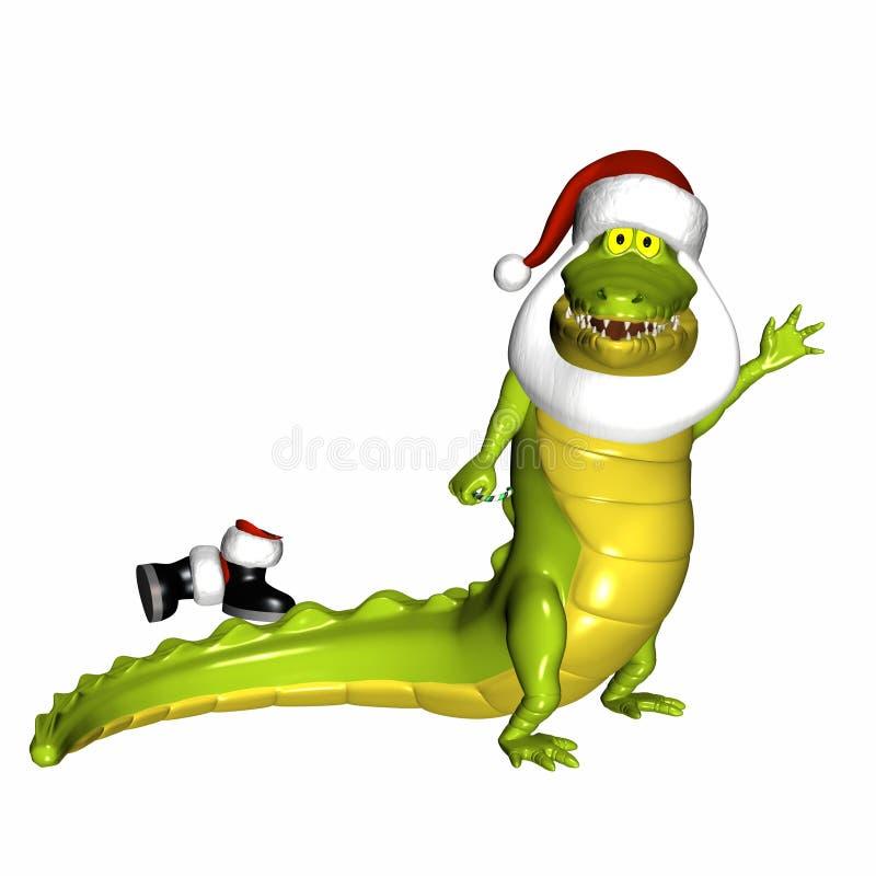 Santa Croc 2 illustration stock
