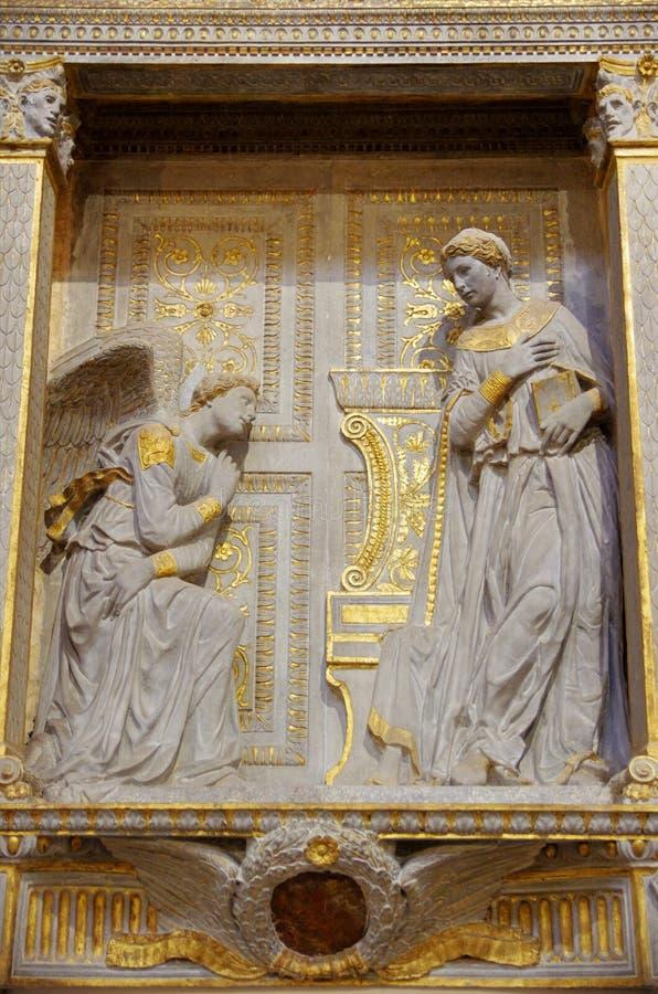 Santa Croce, Florença, Italy imagem de stock royalty free