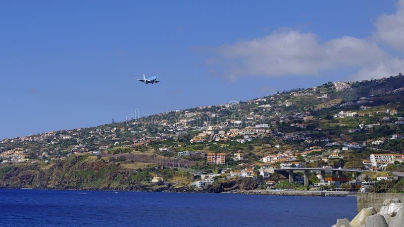 Santa Cruz, Мадейра, Португалия стоковая фотография