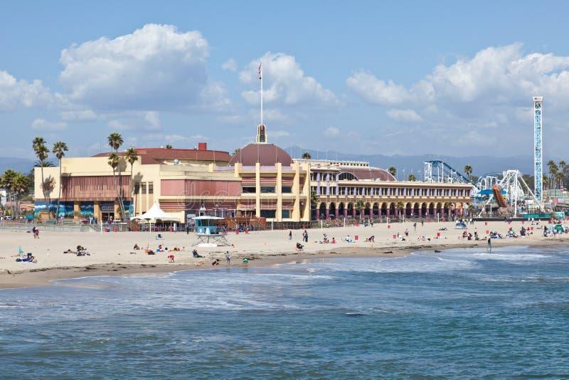 Santa Cruz imagen de archivo