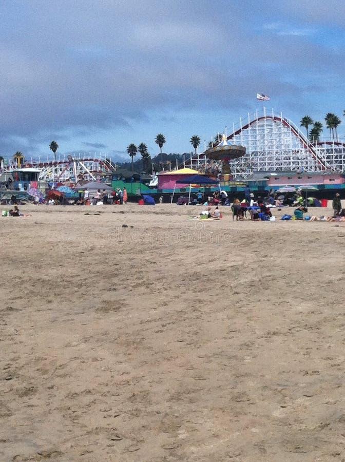 Santa Cruz lizenzfreies stockbild