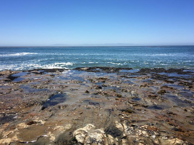 Santa Cruz obrazy royalty free