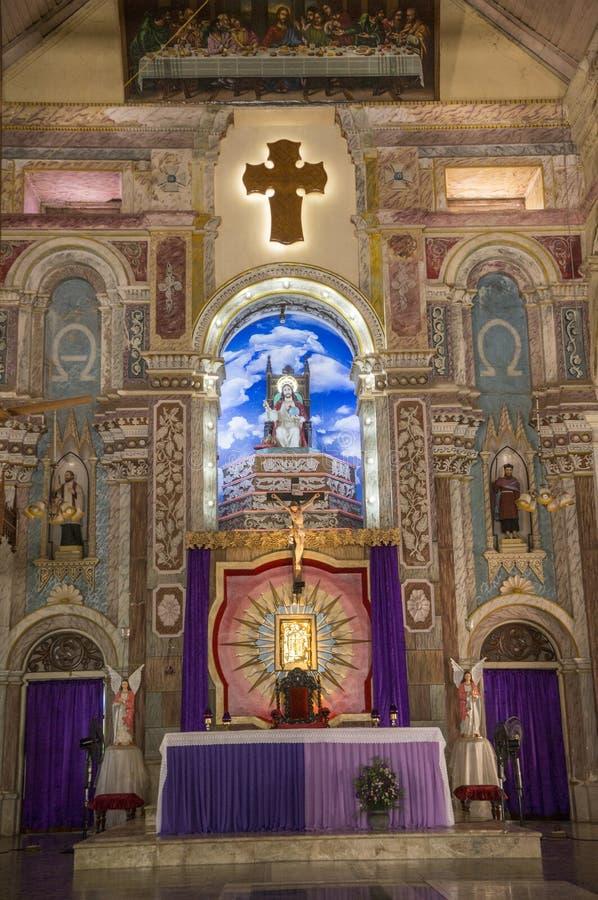 Santa Cruz Cathedral Basilica stock photography