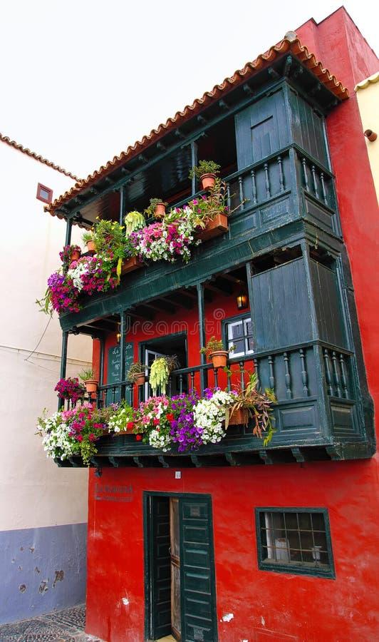 Santa Cruz de La Palma, Spain royalty free stock images