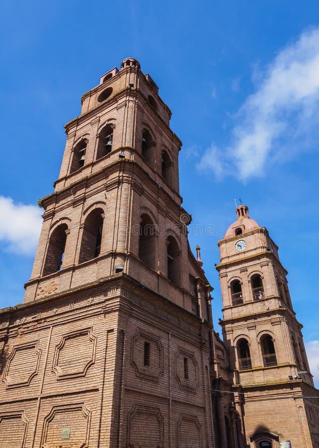 Santa Cruz de la Sierra in Bolivia immagine stock libera da diritti