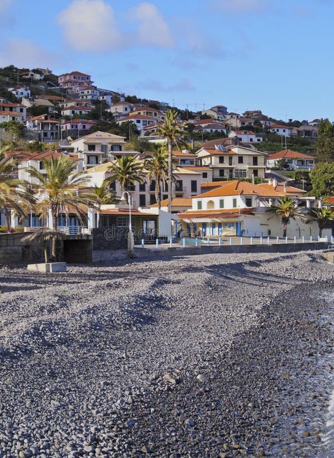 Santa Cruz op Madera stock foto