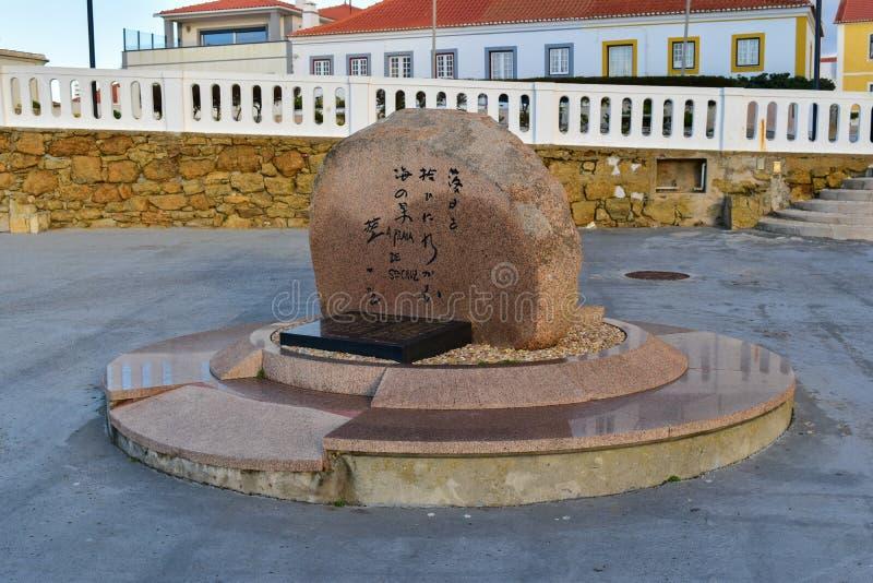 Santa Cruz - Portugal fotografía de archivo libre de regalías