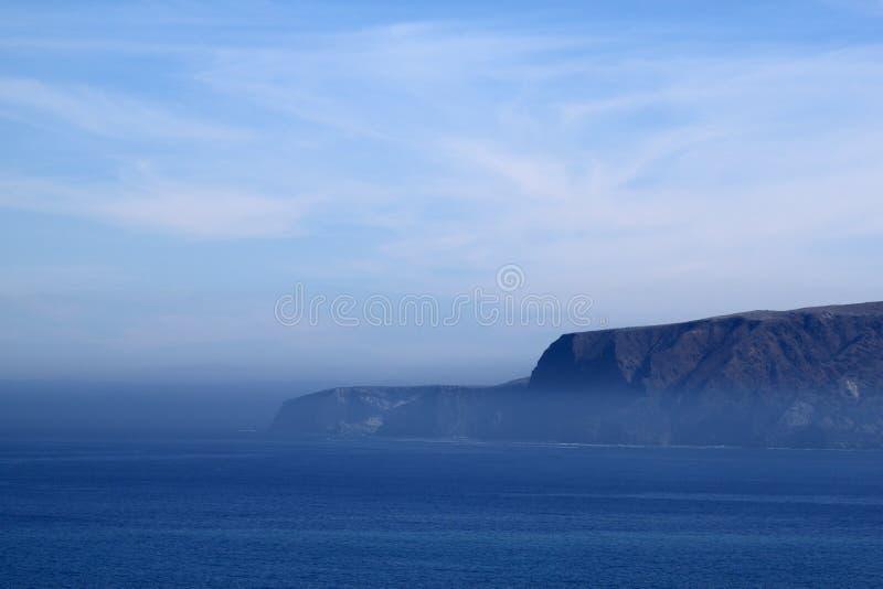 Santa Cruz wyspa fotografia royalty free