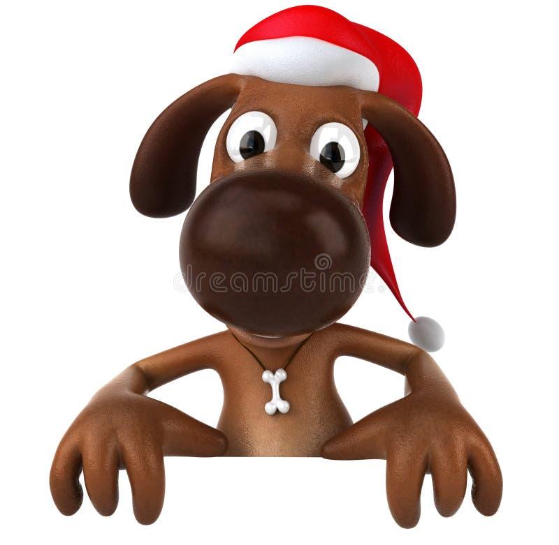 Download Santa Dog Stock Images - Image: 7217254